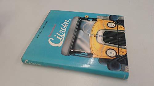 9780860021087: Citroen (Great cars series)
