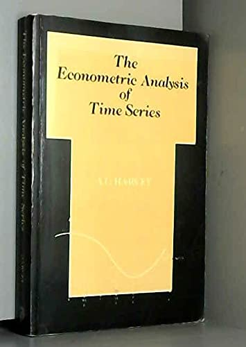 9780860030256: Econometric Analysis of Time Series