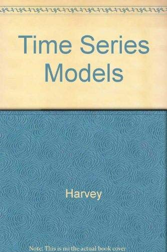 9780860030324: Time Series Models