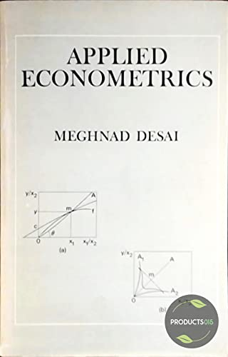 9780860031192: Applied Econometrics
