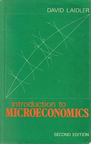 9780860031314: Introduction to Microeconomics
