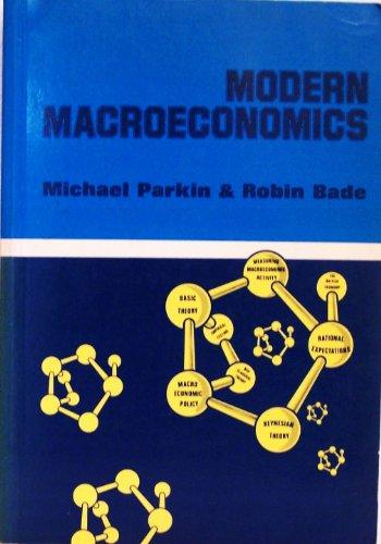 9780860031420: Modern Macroeconomics