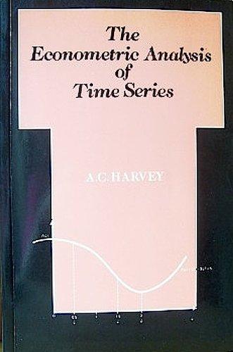 9780860031499: The Econometric Analysis of Time Series
