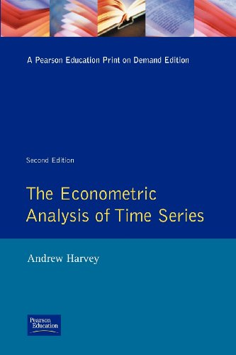 9780860031925: The Econometric Analysis of Time Series