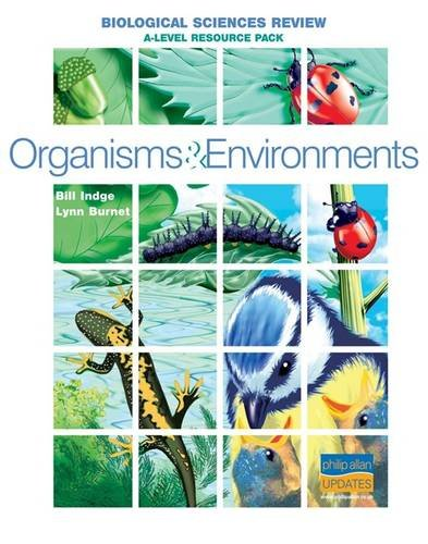 9780860032533: Organisms & Environments: Biological Sciences Review (As/A-level Photocopiable Teacher Resource Packs)