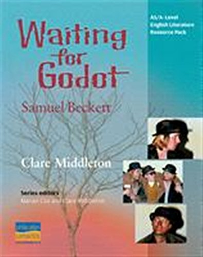 9780860032762: Waiting for Godot: As/A-level English Literature (As/a-Level Photocopiable Teacher Resource Packs)