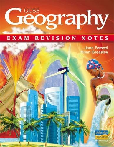 9780860034414: GCSE Geography Exam Revision Notes