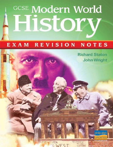 9780860034421: GCSE Modern World History Exam Revision Notes
