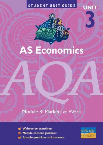 AS Economics AQA Unit 3 Module 3: Powell, Ray and