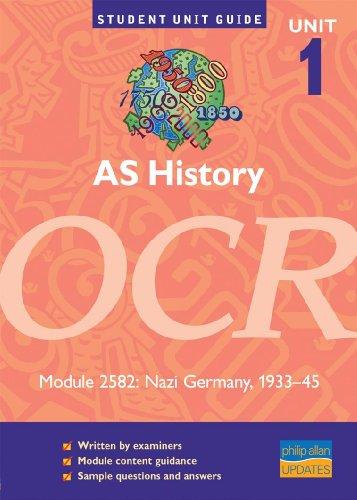 AS History OCR Unit 1 Module 2582: Flood, Patrick