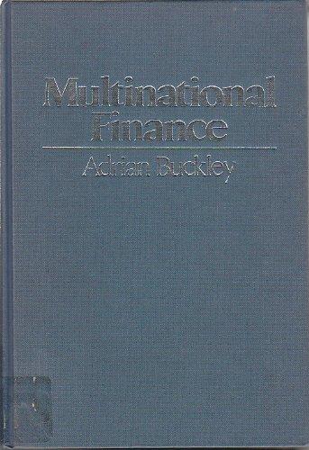 9780860035428: Multinational finance