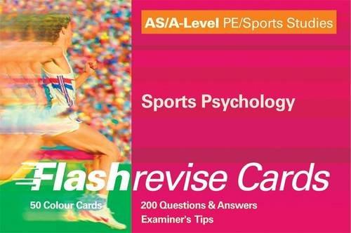 9780860035954: AS/A-level PE/Sports Studies: Sports Psychology