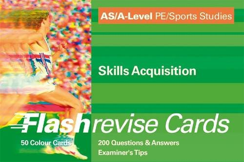 9780860035961: AS/A-level PE/sports Studies: Skills Acquisition