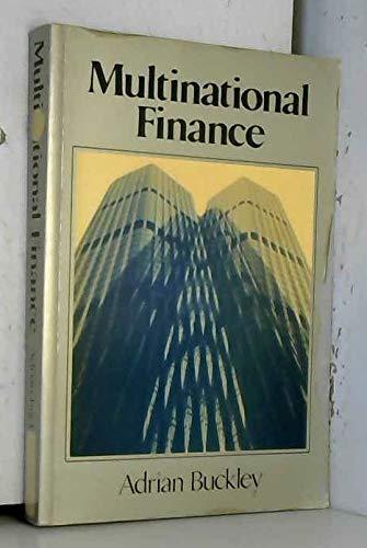 9780860036449: Multinational Finance