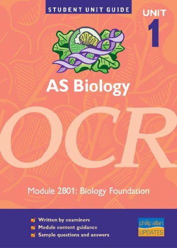 AS Biology OCR Unit 1 Module 2801: Fosbery, Richard