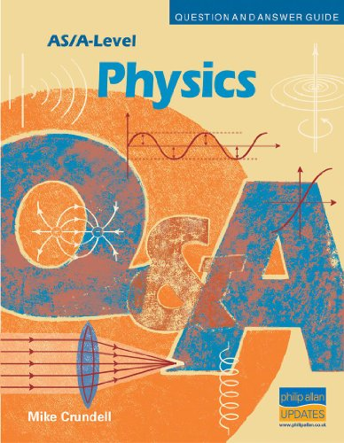 9780860037750: AS/A-level Physics Question and Answer Guide (Question & answer guides)