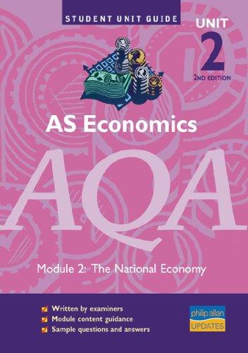 AS Economics AQA Unit 2 Module 2: Powell, Ray