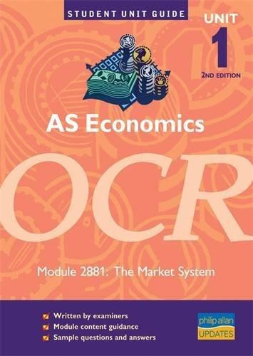 AS Economics OCR Unit 1 Module 2881: Hearn, John