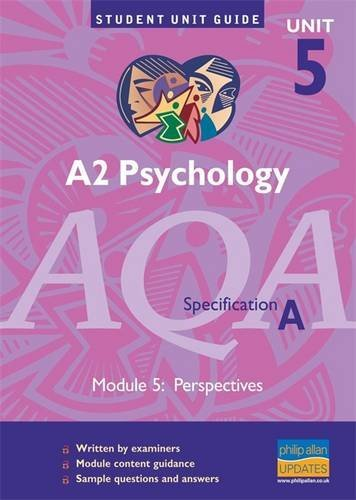 aqa as psychology unit 2