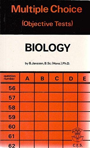 9780860050001: Biology: Ordinary Level (Multiple Choice)