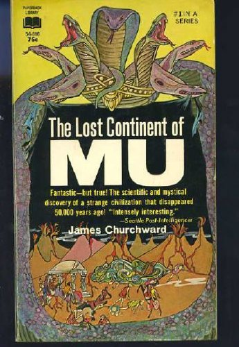 9780860070290: The Lost Continent of Mu