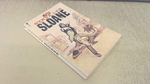9780860070467: Sloane (Kung Fu Western series)