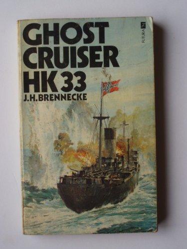 9780860071372: Ghost Cruiser Hk33