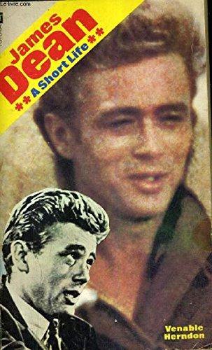 9780860071716: James Dean A short Life