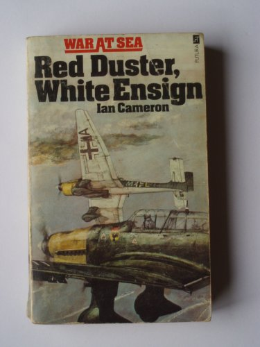 9780860071730: Red Duster, White Ensign (War at Sea)
