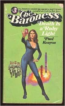 9780860071907: Death Is a Ruby Light (Baroness / Paul Kenyon)