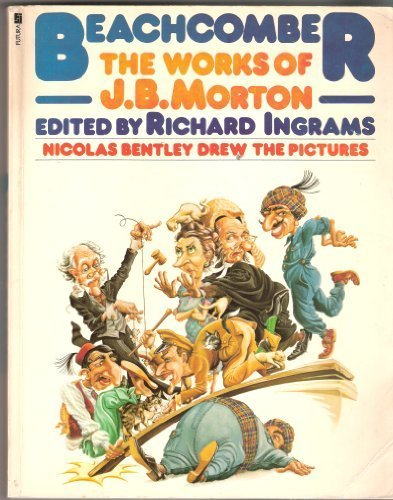 9780860072379: Beachcomber . The works of JB Morton