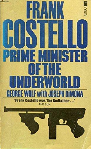 Frank Costello: Prime Minister of the Underworld: DiMona, Joseph