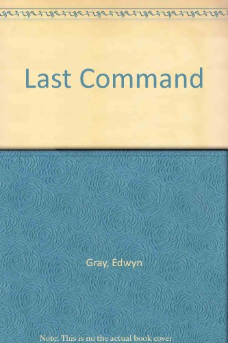 9780860074502: The Last Command