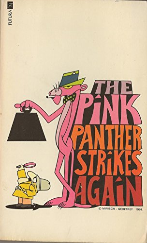 9780860074762: The Pink Panther strikes again