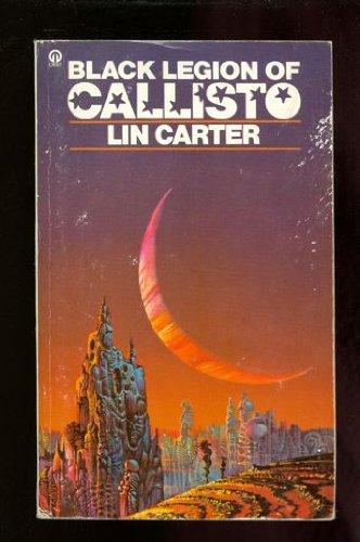 Black Legion of Callisto: Carter, Lin