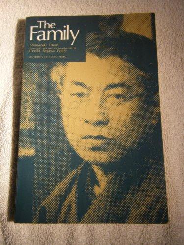 The Family (UNESCO collection of representative works): Toson, Shimazaki