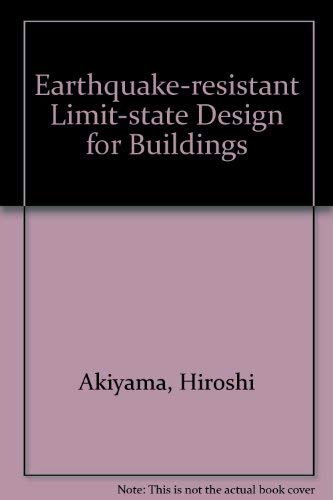 9780860083771: Earthquake-Resistant Limit-State Design for Buildings
