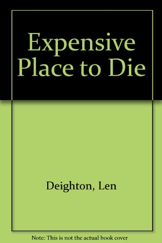 9780860090939: Expensive Place to Die
