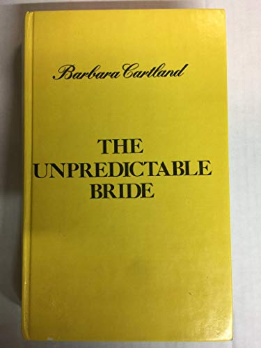 9780860090946: Unpredictable Bride