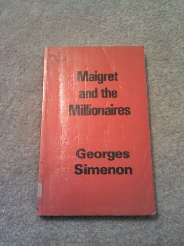 9780860091721: Maigret and the Millionaires