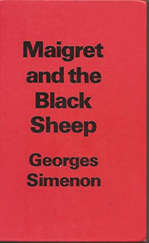 9780860092384: Maigret and the Black Sheep