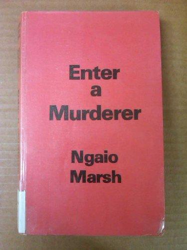 9780860092667: Enter a Murderer