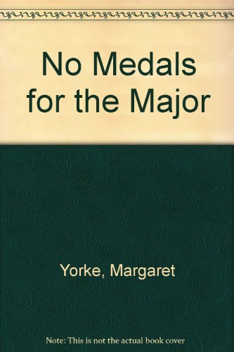 9780860093572: No Medals for the Major