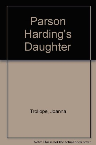 9780860093824: Parson Harding's Daughter