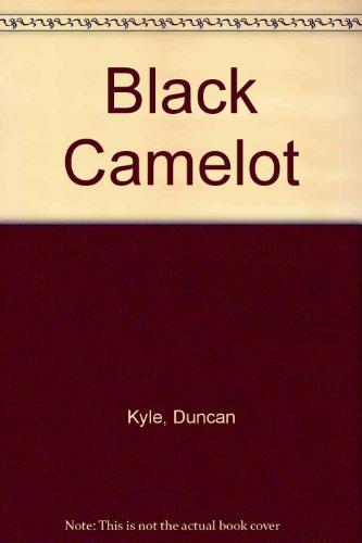 9780860094395: Black Camelot  (Large Print)