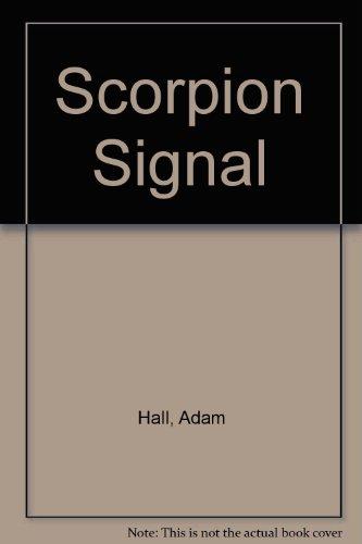 9780860094562: Scorpion Signal