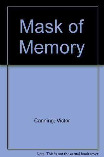9780860094807: Mask of Memory