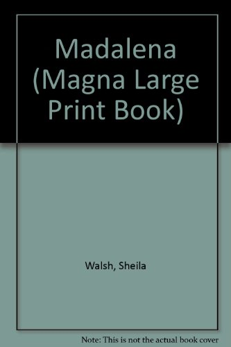 9780860096153: Madalena (Magna Large Print Book)