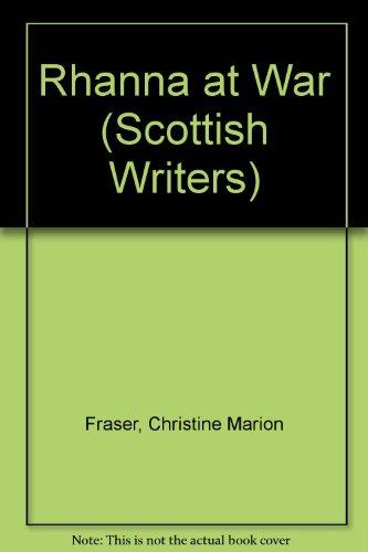 9780860098201: Rhanna at War (Magna Scottish Writers (Large Print))