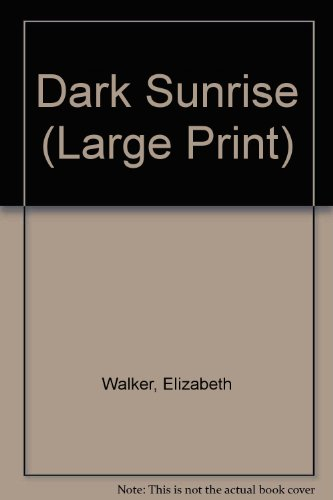 9780860098348: Dark Sunrise